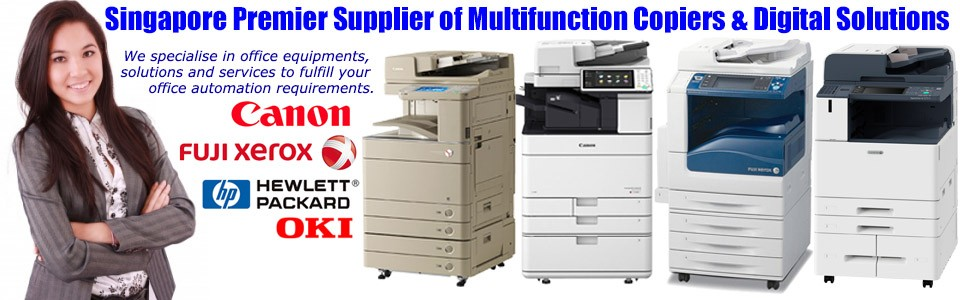 Premier Supplier of Copiers and Solutions